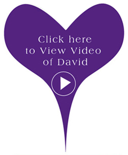 View a video of David